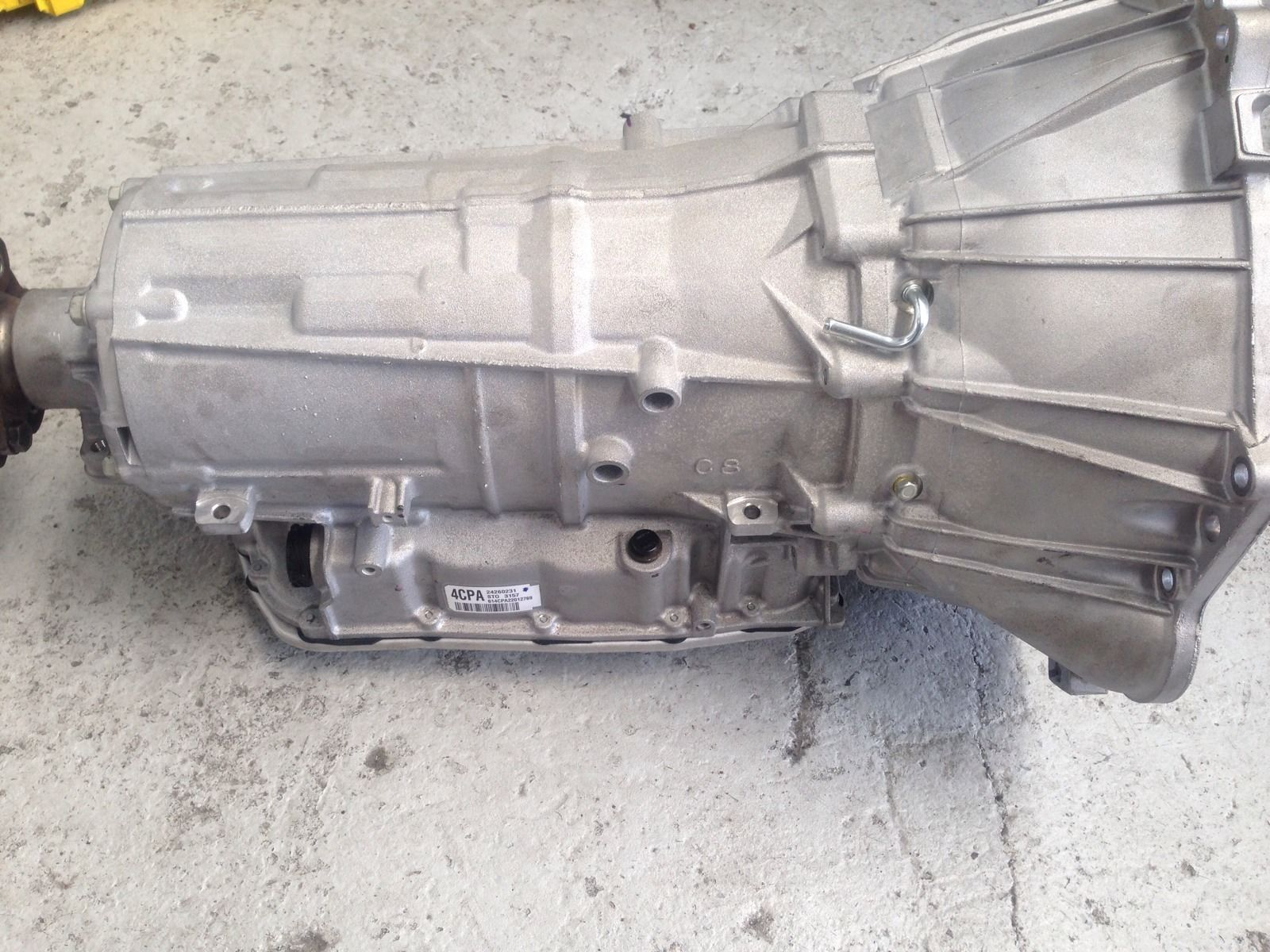 VF 6L80E Transmission HSV SS LSA - Brand New